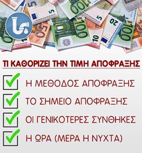 ΑΠΟΦΡΑΞΕΙΣ ΤΙΜΕΣ